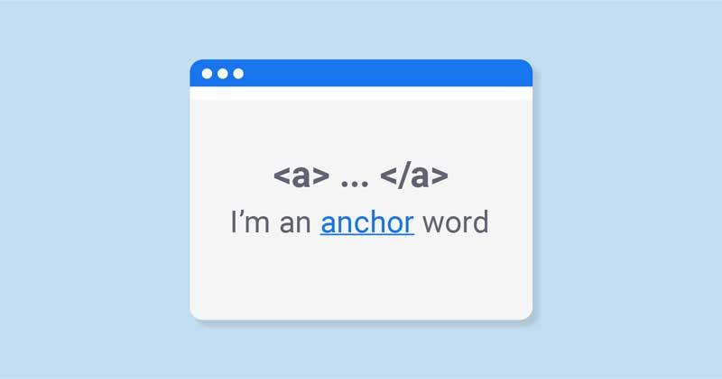من یک متن لنگر هستم