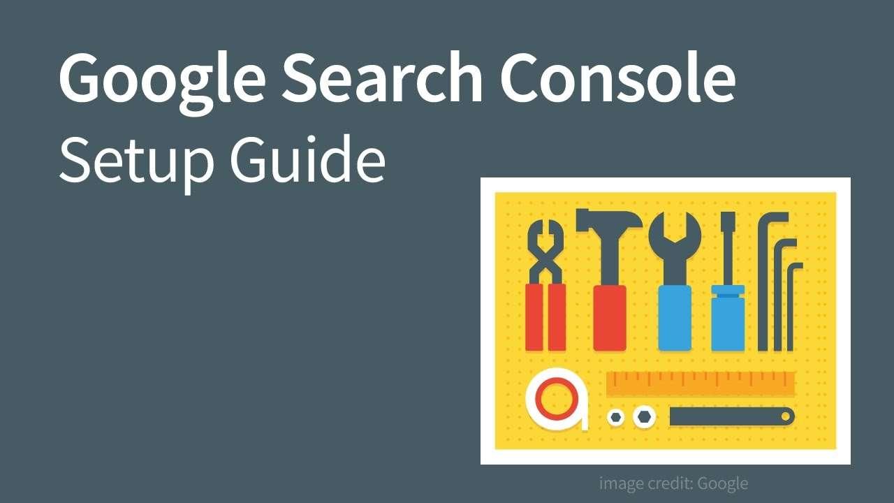 نحوه تنظیم کنسول جستجوی گوگل