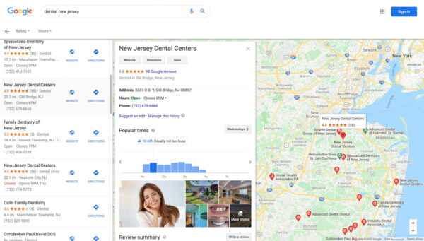 گوگل مای بیزینس چگونه کار می کند؟